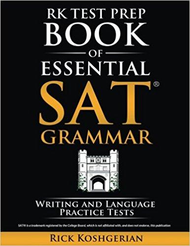 Practice Test Links and Books | RK Test Prep | SAT Test Preparation
